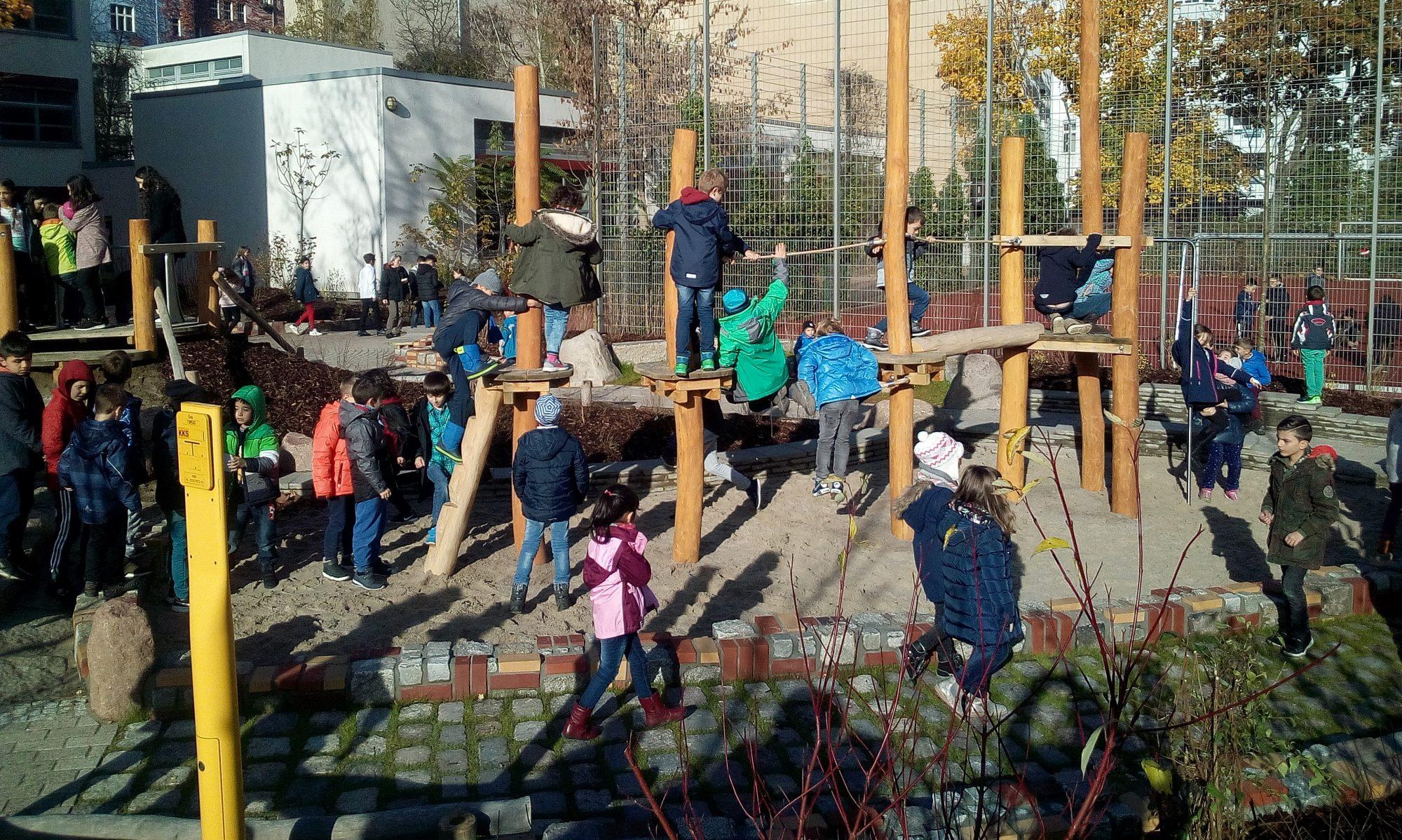 Finow - Grundschule